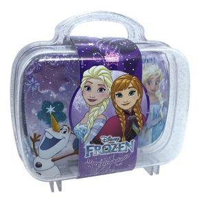 Maleta de Maquiagem Infantil Disney Frozen