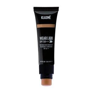 BB Cream and Concealer 05 Klasmé Wear&Go FPS 50 20g