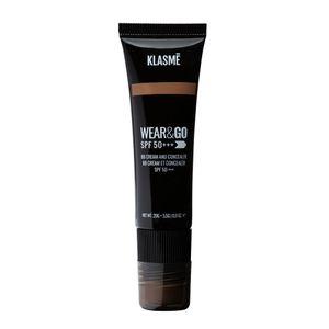 BB Cream and Concealer 06 Klasmé Wear&Go  FPS 50 20g