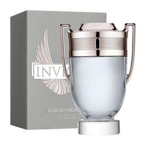 Perfume Masculino Paco Rabanne Invictus Eau de Toilette 50ml