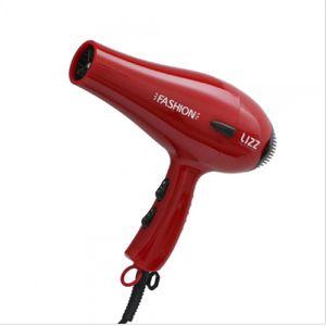 Secador de Cabelo Lizz Professional Fashion Vermelho 2000W 220V