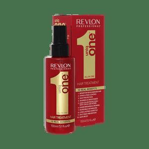 Leave-in Tratamento Capilar Revlon Professional Uniq One 10 Benefícios 150ml