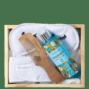 Kit Essencial Orgânica Home Spa 4 Produtos