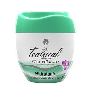 Creme Facial Teatrical Hidratante Células Tronco 100g
